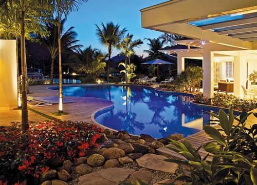 iluminacao de jardim tipos : iluminacao de jardim tipos:Área externa + iluminação bem planejada = tudo a ver