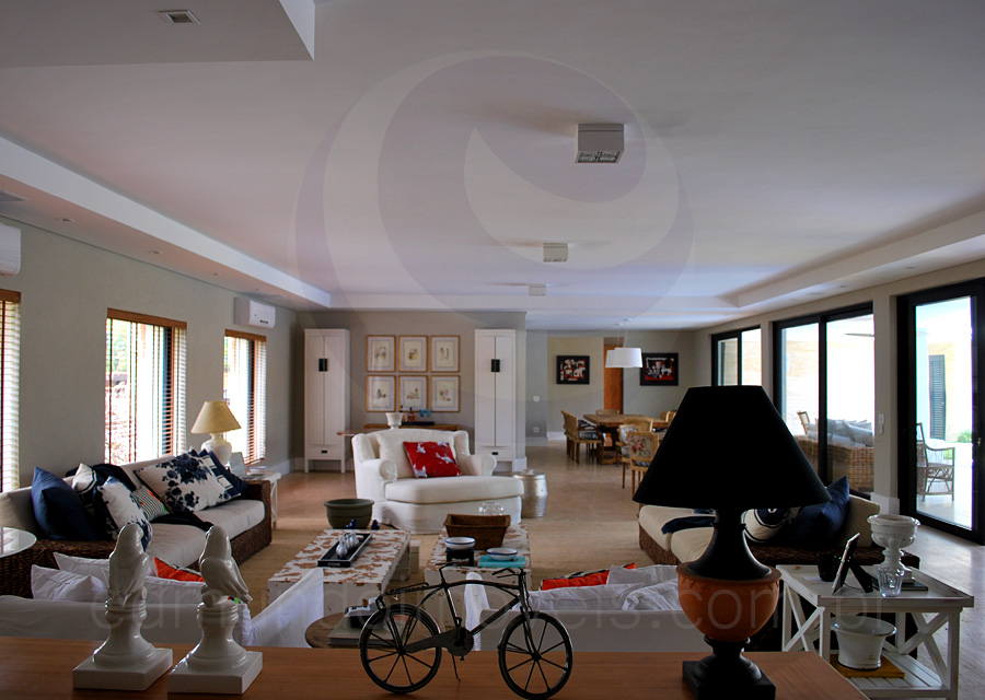 Casa 187 – Sala para 3 Ambientes