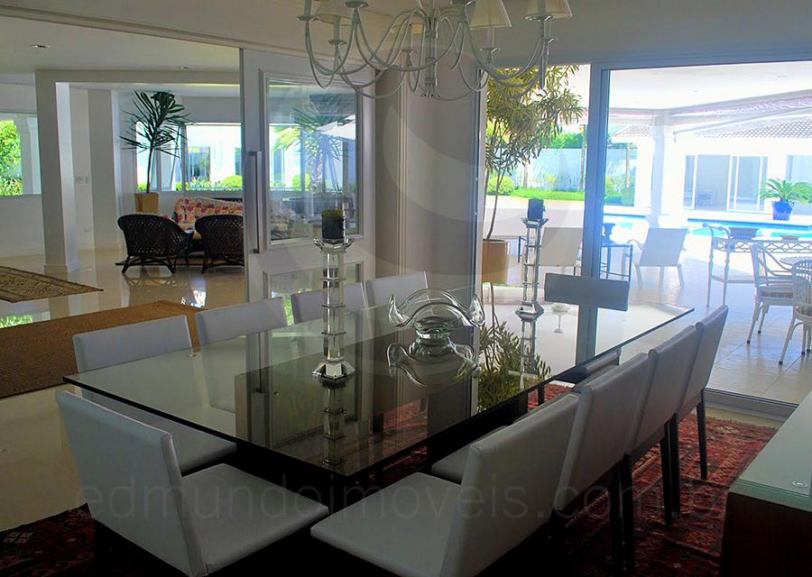 Casa 417 – Sala de Jantar