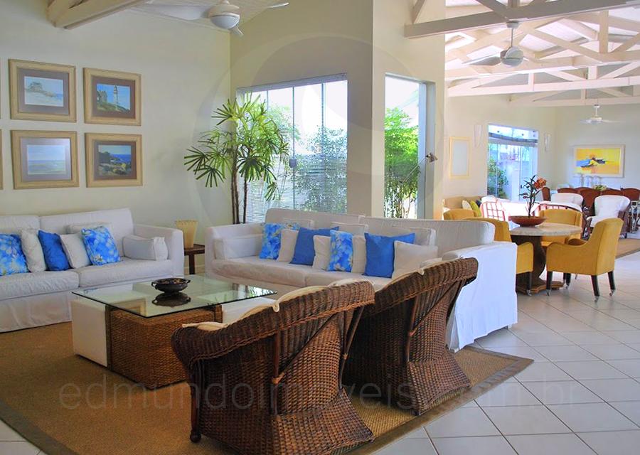 Casa 369 – Sala para 3 Ambientes