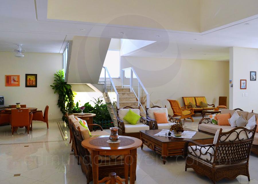 Casa 400 – Sala para 3 Ambientes