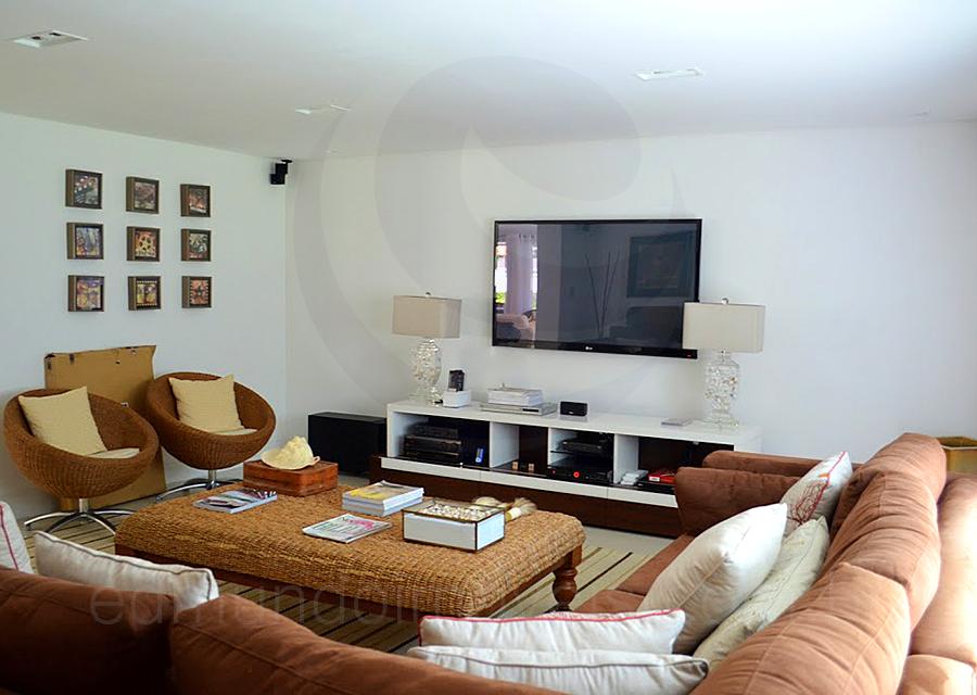 Casa 825 – Home-Theatre