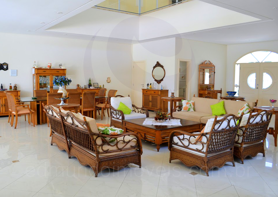 Casa 400 – Sala para 4 Ambientes