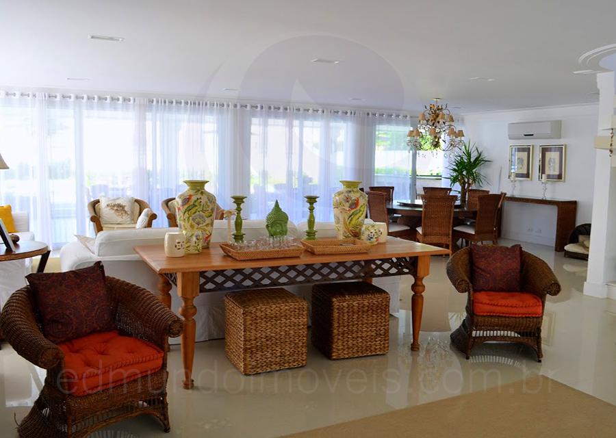 Casa 825 – Sala para 3 Ambientes