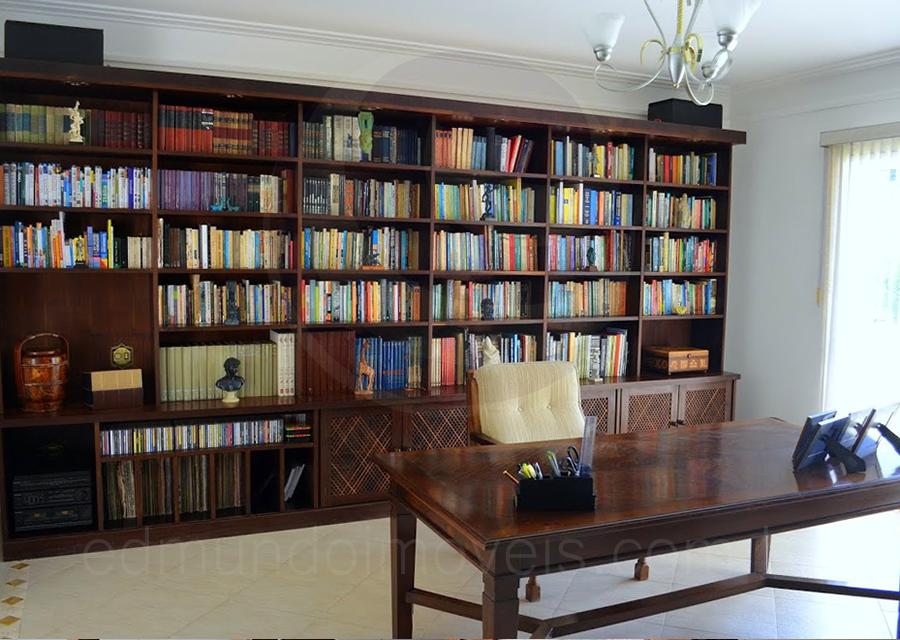 Casa 558 – Biblioteca