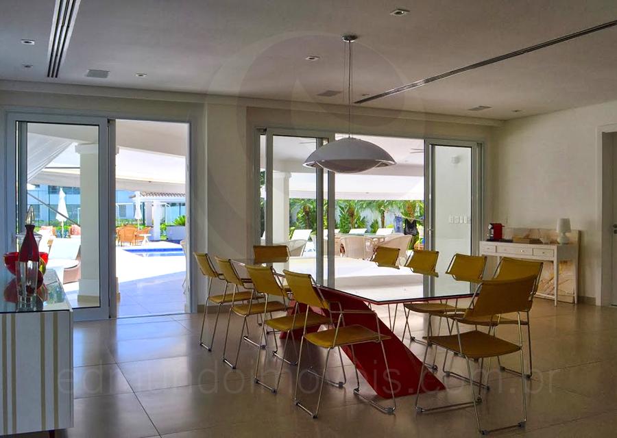 Casa 377 – Sala de Jantar