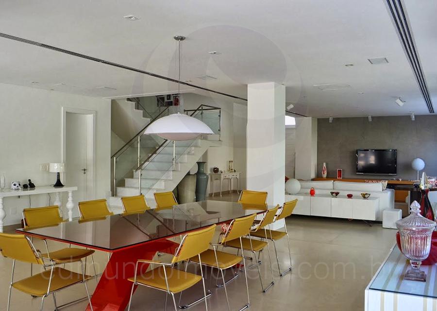 Casa 377 – Sala para 3 Ambientes