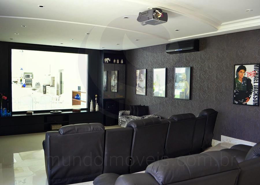 Casa 398 – Sala de Cinema