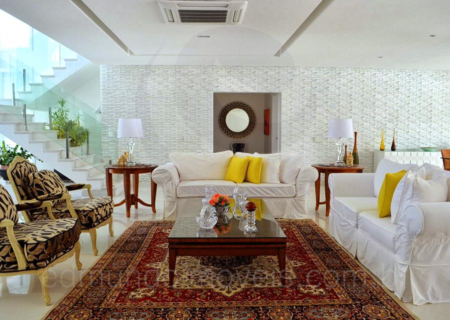 Casa 398 – Living Room