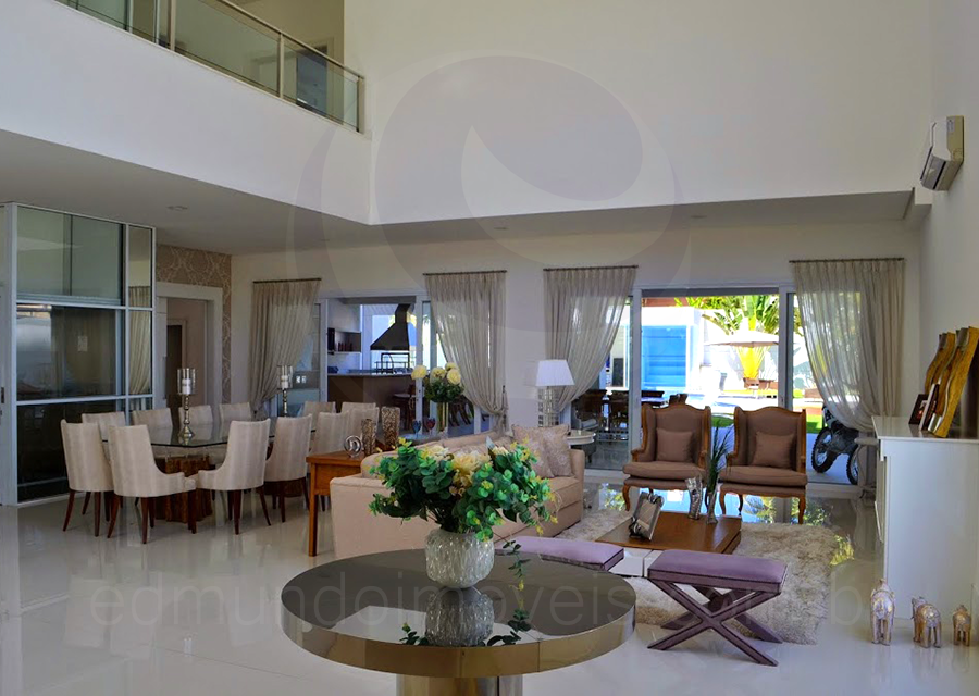 Casa 704 – Sala para 3 Ambientes