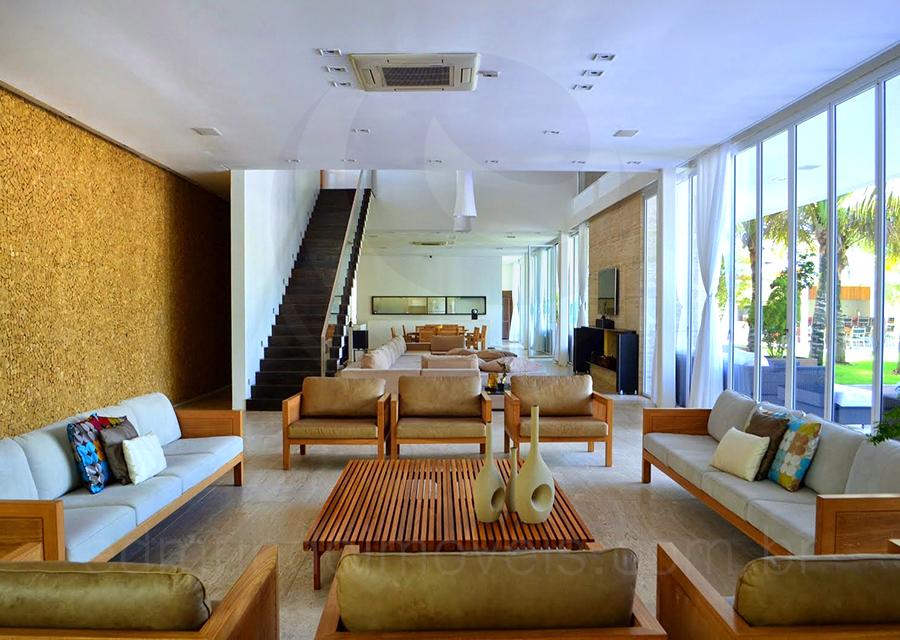 Casa 265 – Sala para 3 Ambientes