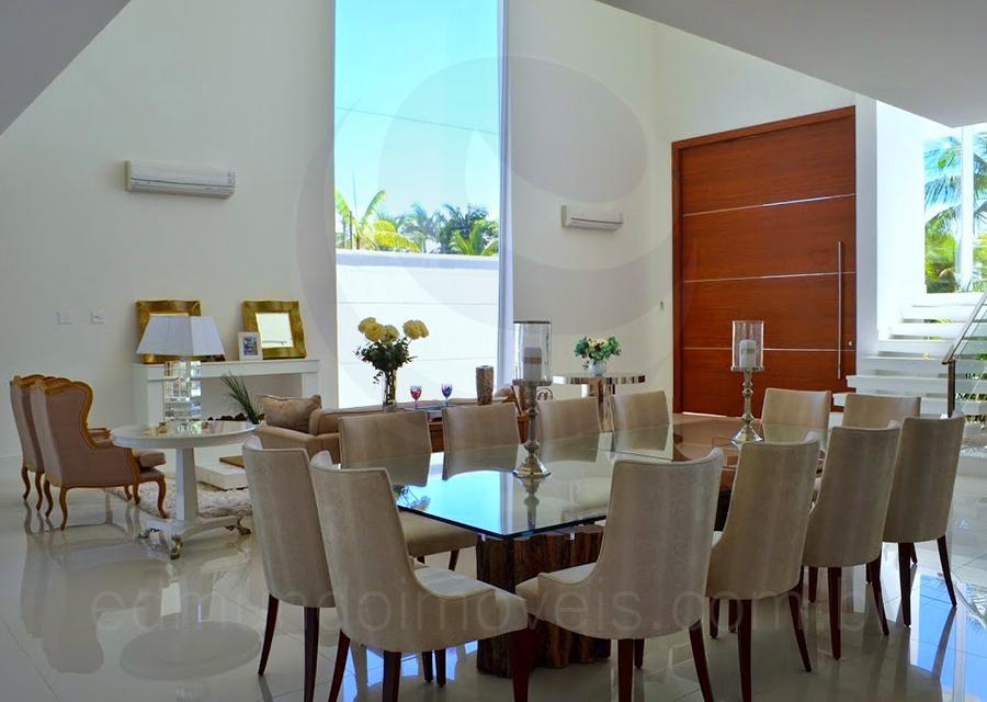 Casa 704 – Sala de Jantar