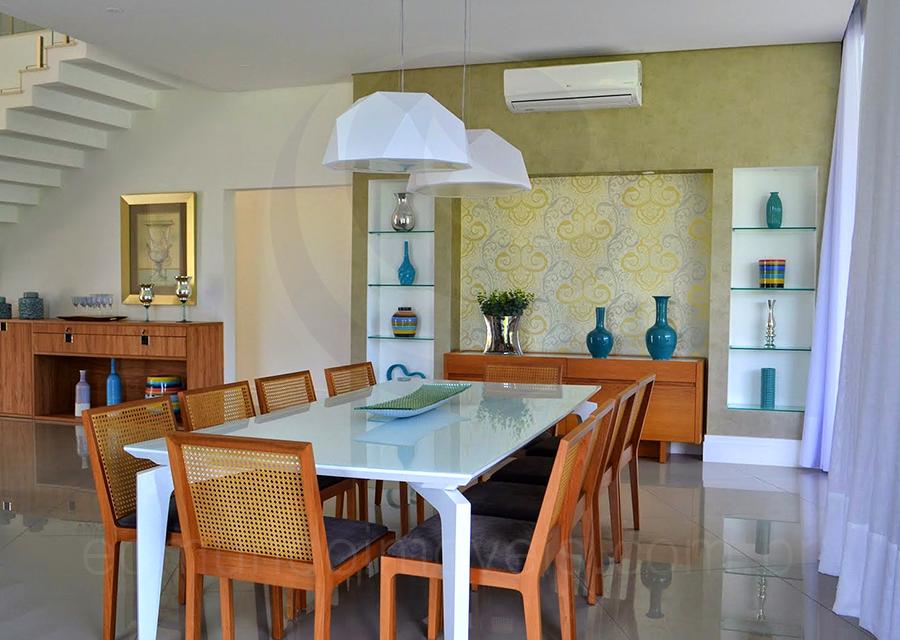 Casa 1314 – Sala de Jantar