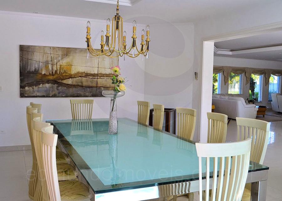 Casa 943 – Sala de Jantar