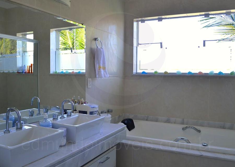 Casa 852 – Toalete Suíte Master