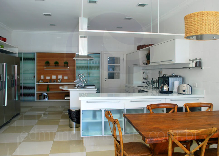 Casa 232 – Cozinha