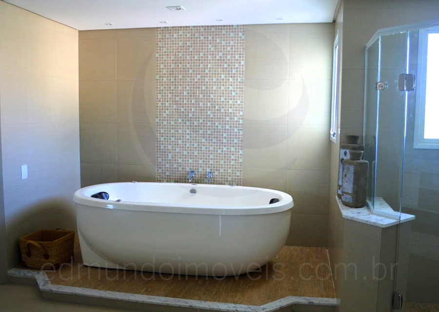 Casa 131 – Toalete Suíte Master