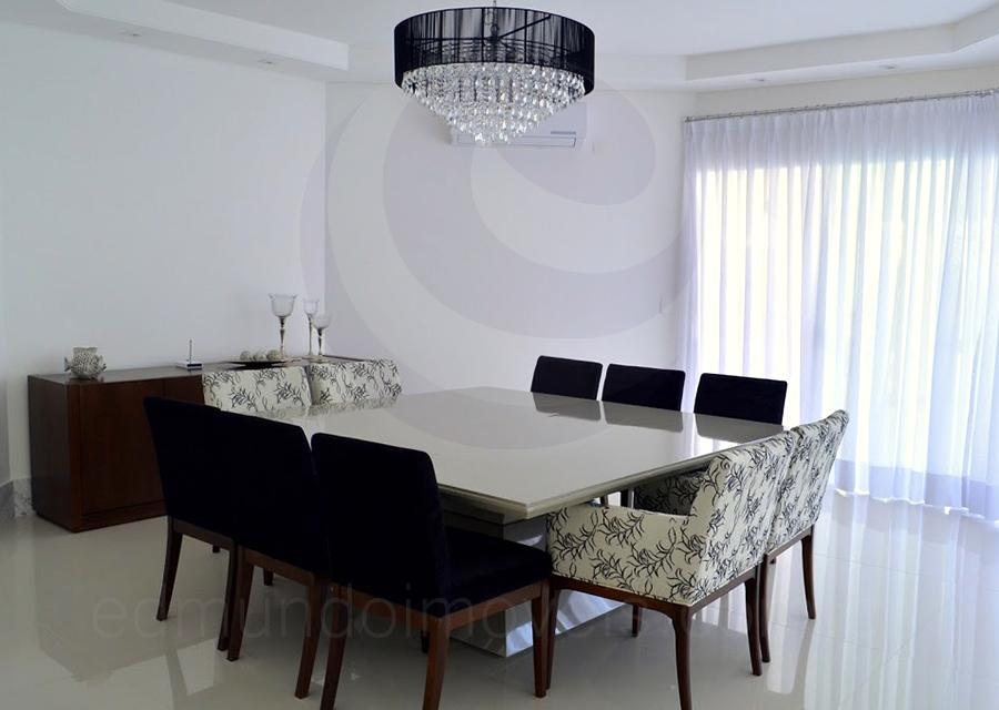 Casa 131 – Sala de Jantar