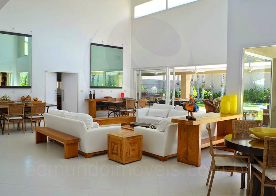 Casa 930 – Sala para 3 Ambientes