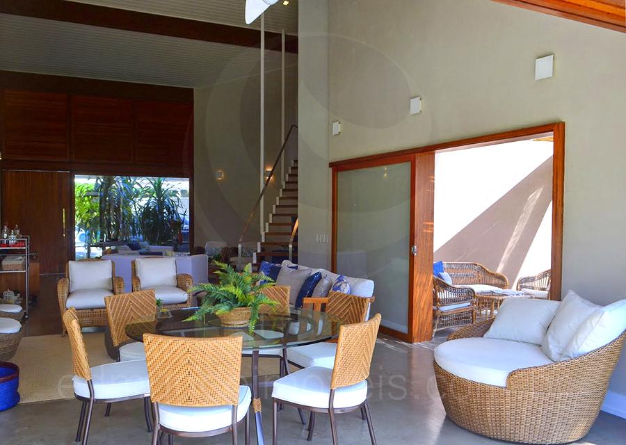 Casa 1374 – Sala para 3 Ambientes