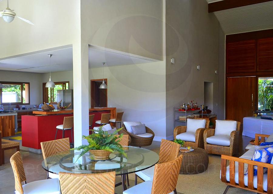 Casa 1374 – Sala de Jantar