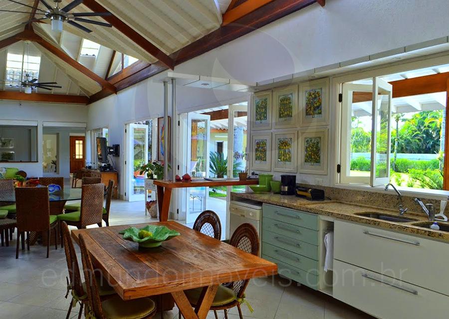 Casa 830 – Cozinha Americana