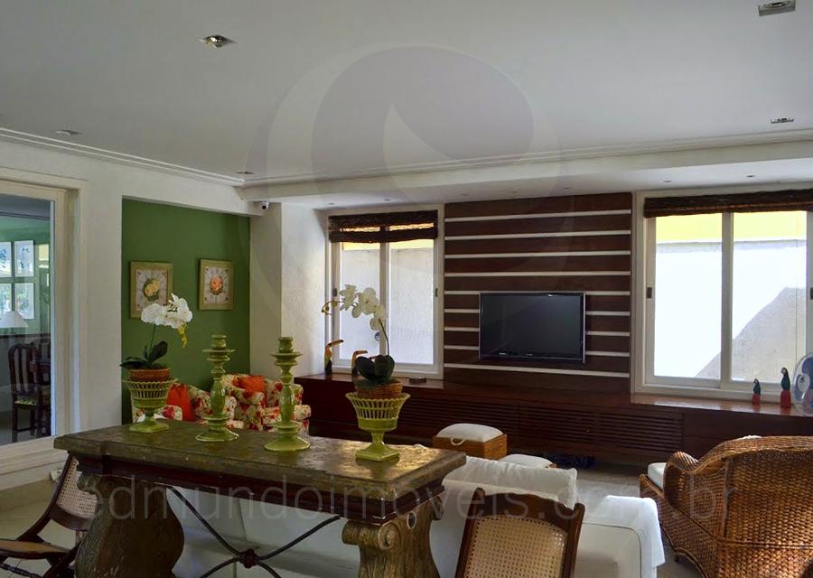 Casa 830 – Sala de TV