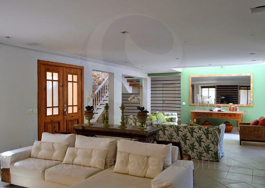 Casa 830 – Sala para 5 Ambientes