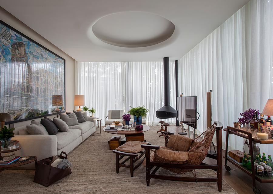 Casa Cor São Paulo 2015 - Dado Castello Branco