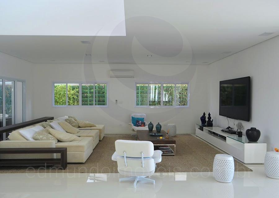 Casa 375 – Sala de TV