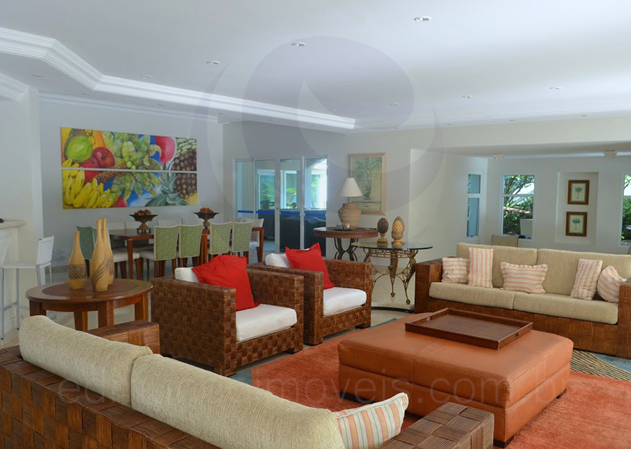 Casa 1371 - Sala para 5 Ambientes