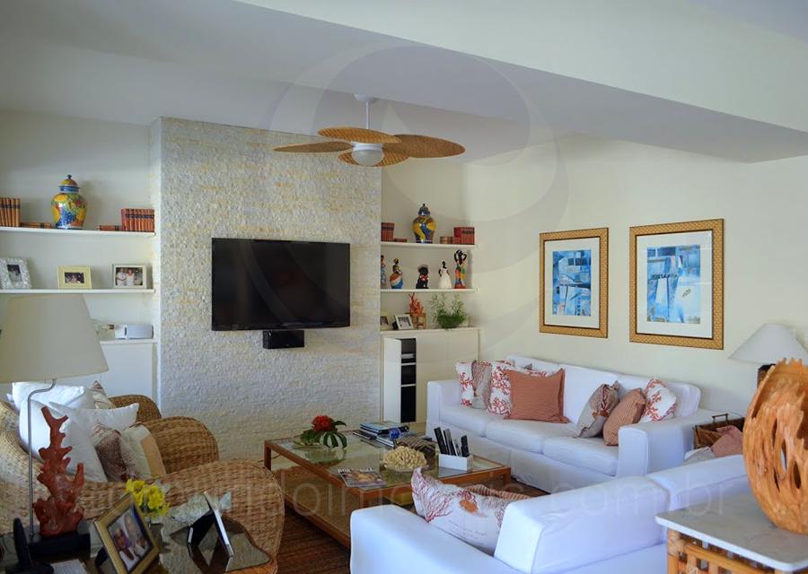 Casa 498 – Sala de TV
