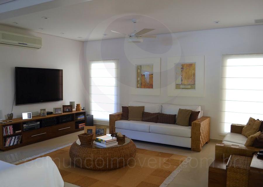 Casa 1384 – Sala de TV