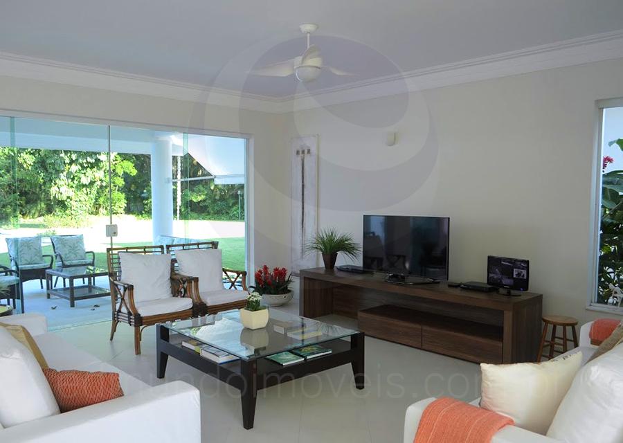 Casa 1388 – Sala de TV
