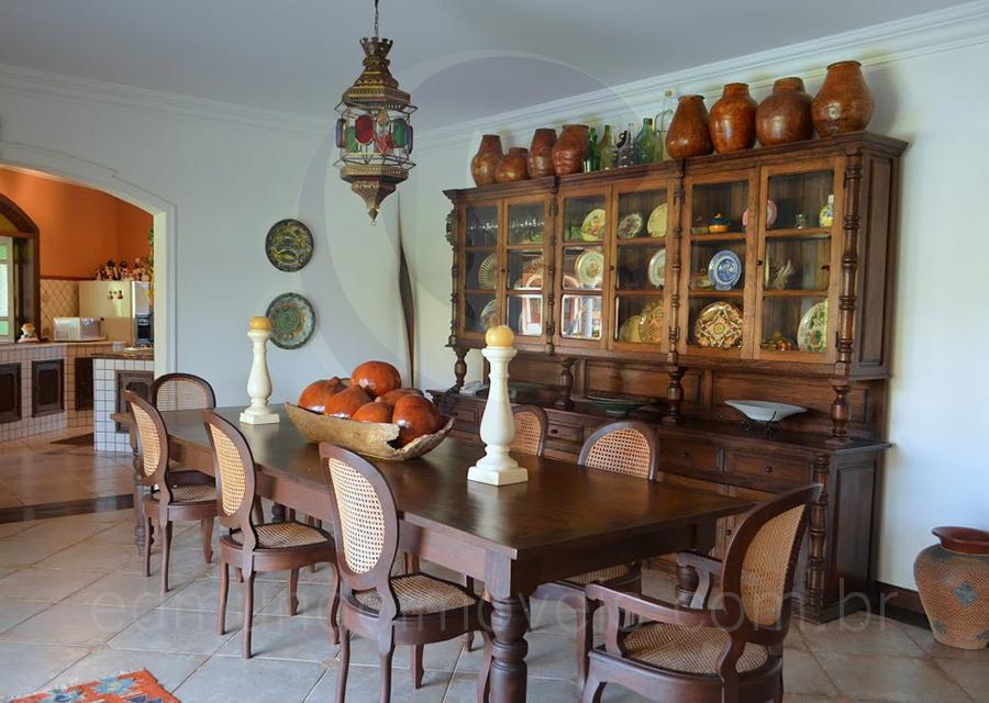 Casa 223 - Sala de Jantar