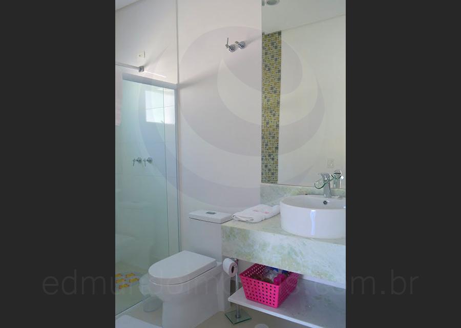 Casa 1391 – Toalete Suíte Convidados