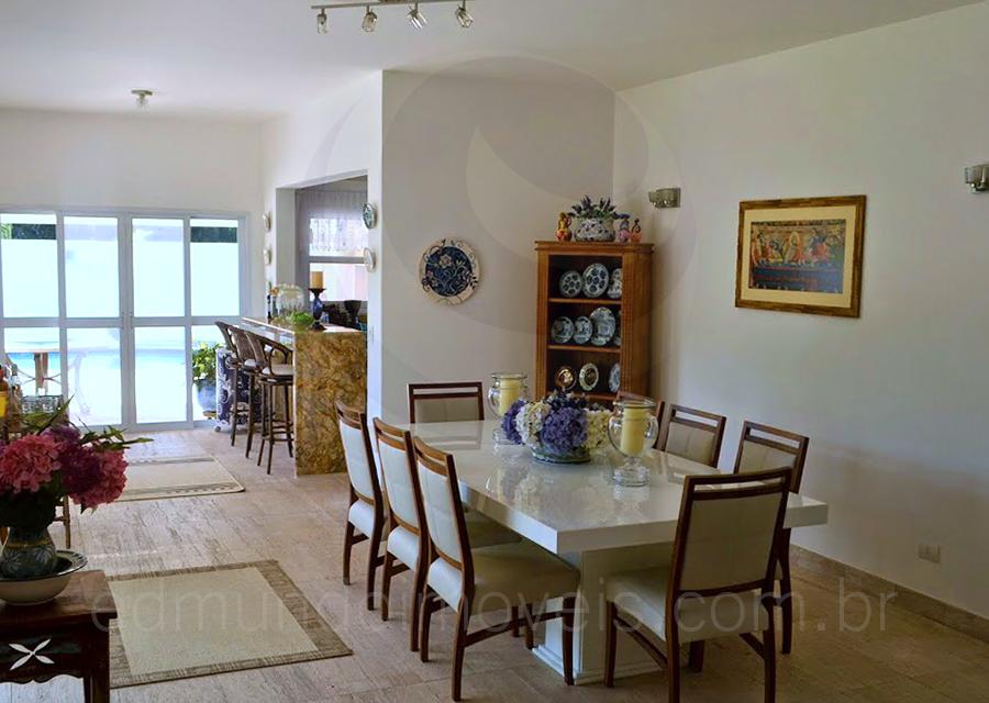 Casa 100 – Sala de Jantar