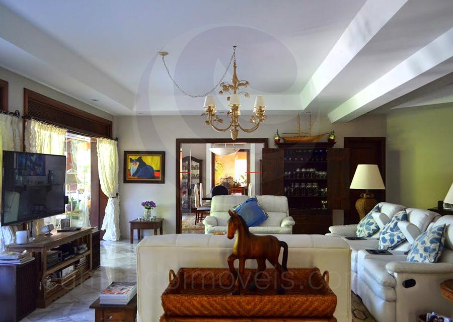 Casa 1367 – Sala para 3 Ambientes