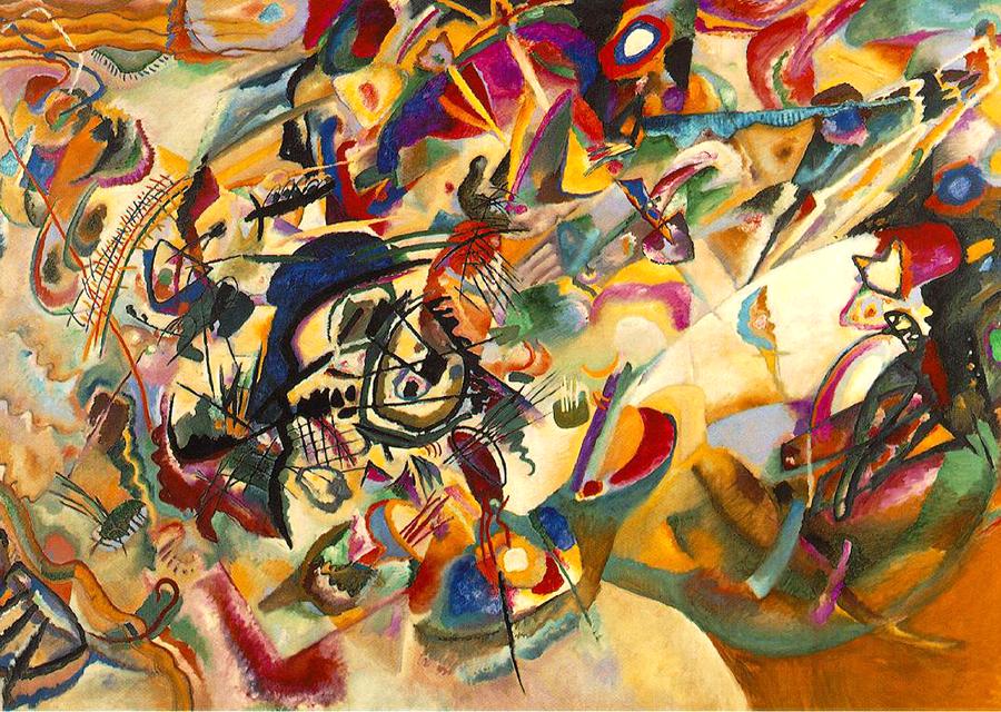 Vassily-Kandinsky-Composition-VII