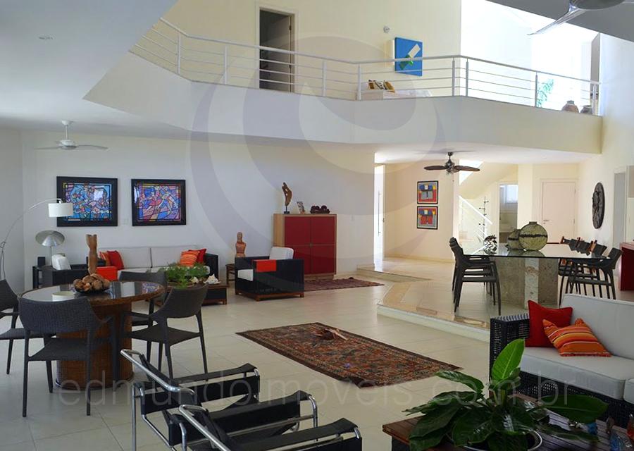 Casa 1372 – Sala para 4 Ambientes