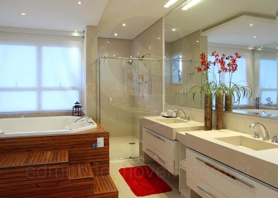 Casa 861 – Toalete Suíte Master