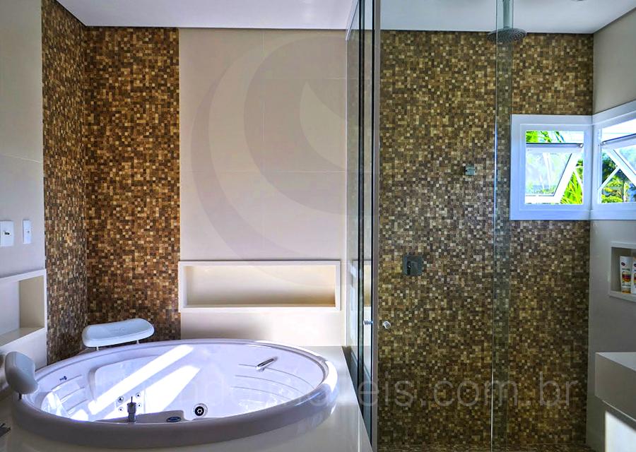 Casa 526 – Toalete Suíte Master
