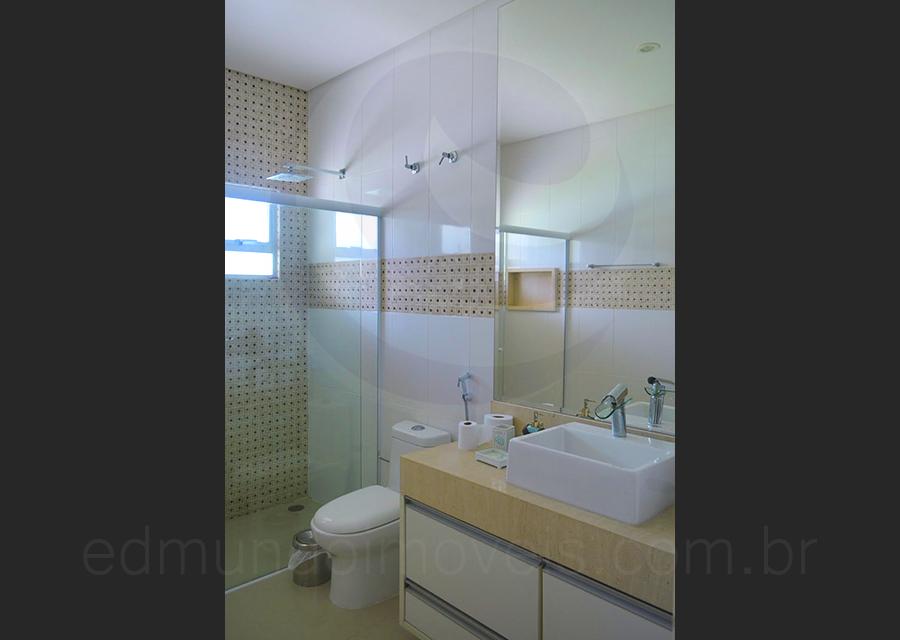 Casa 1257 – Toalete Suíte Convidados