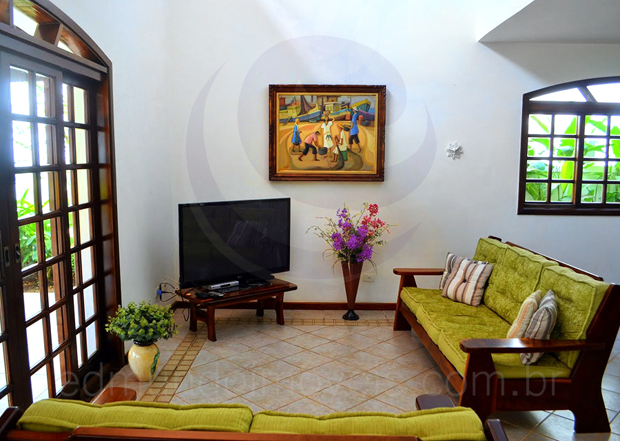 Casa 103 – Sala de TV