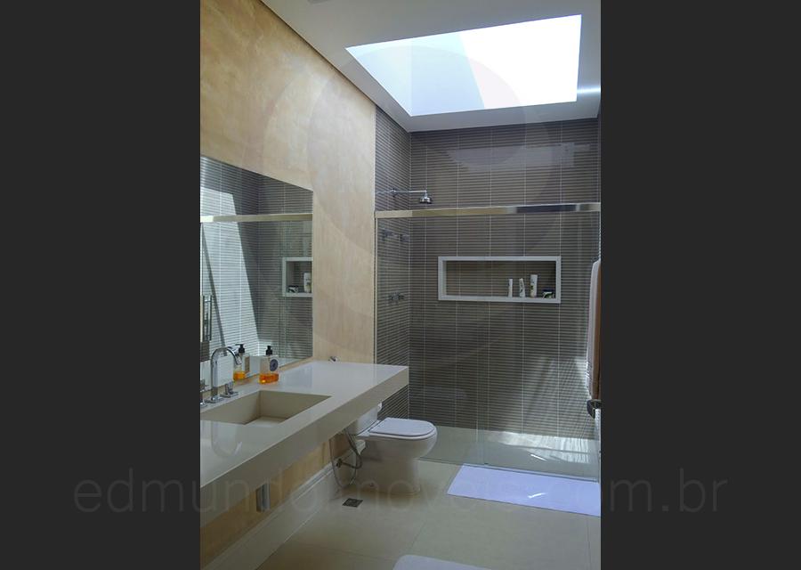 Casa 477 – Toalete Suíte Master