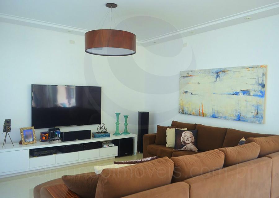 Casa 1257 – Sala de TV