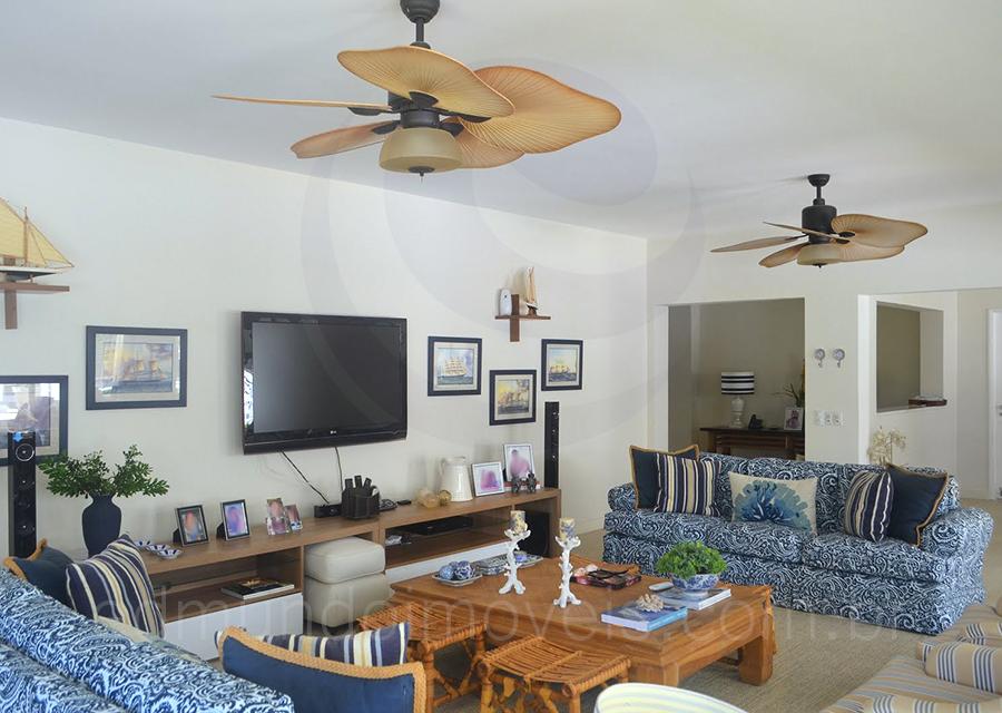 Casa 477 – Sala de TV