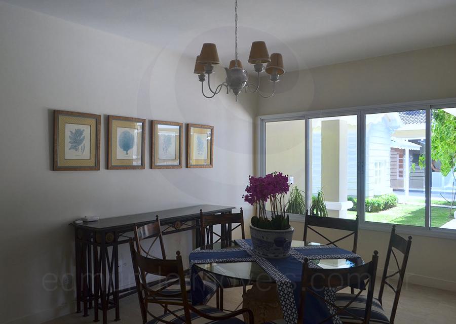 Casa 477 – Sala de Jantar