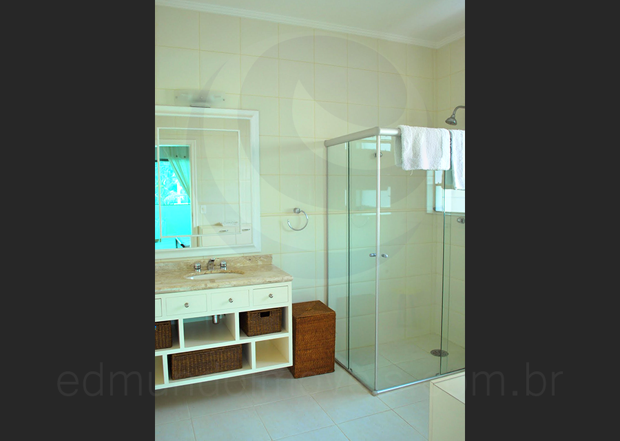 Casa 24 – Toalete Suíte Master