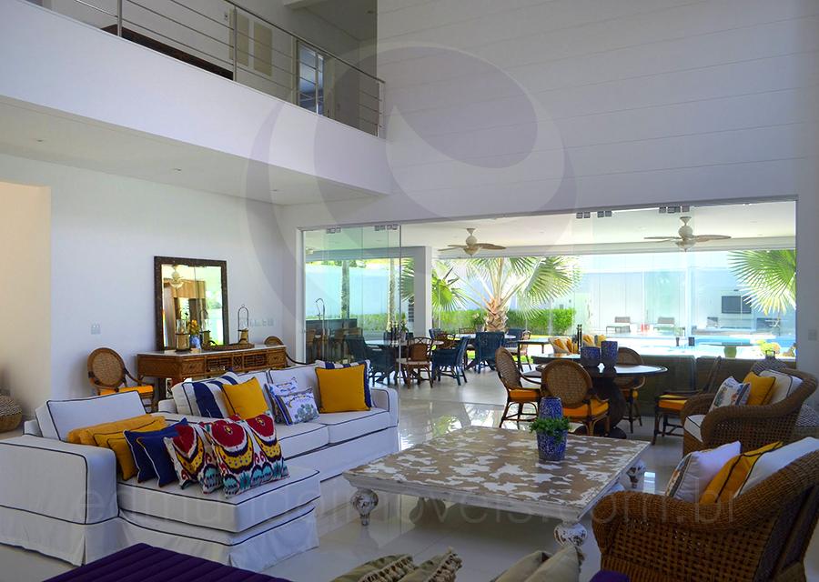 Casa 1393 – Sala para 3 Ambientes
